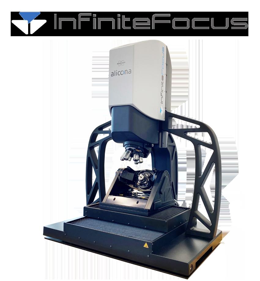 非接触三次元測定機インフィニートフォーカス G5 Plus