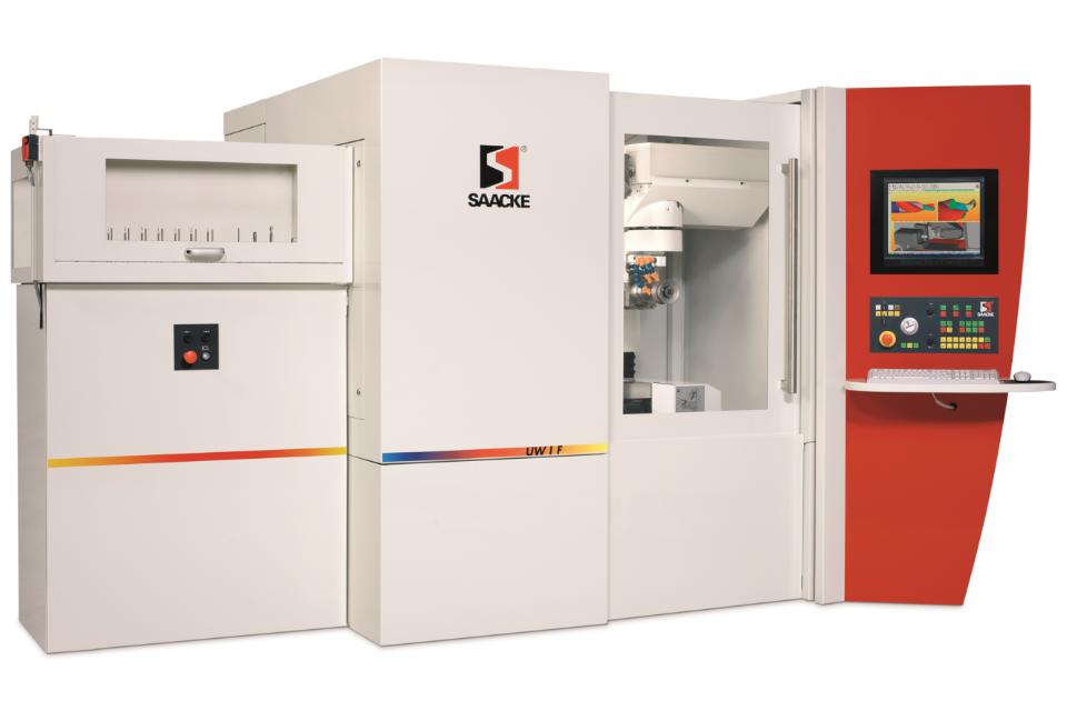 全自動CNC特殊工具研削盤UWID