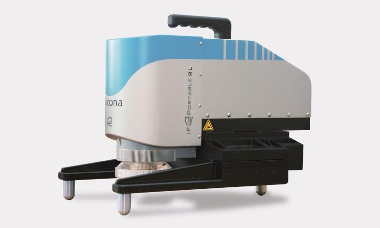 可搬型非接触三次元測定機単体写真