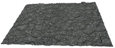 アルミホイルシール用ホットプレート表面